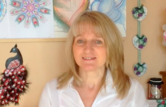 NEW – Sandra Owen's Creative Healing