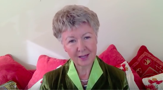 Pam Gregory on the New Moon in Taurus 26 April