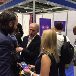 Kris Kemery Toone at The Business Show 2017
