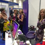 Rachel Elnaugh at The Business Show 2017