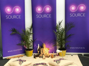 SourceTV at The Business Show November 2017