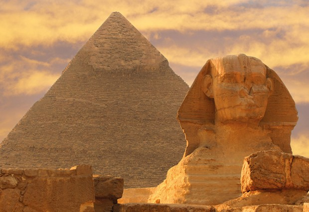 Join Gina Baksa and Rachel Elnaugh on an Egyptian Pilgrimage November 2018