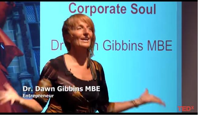 Dawn Gibbins MBE