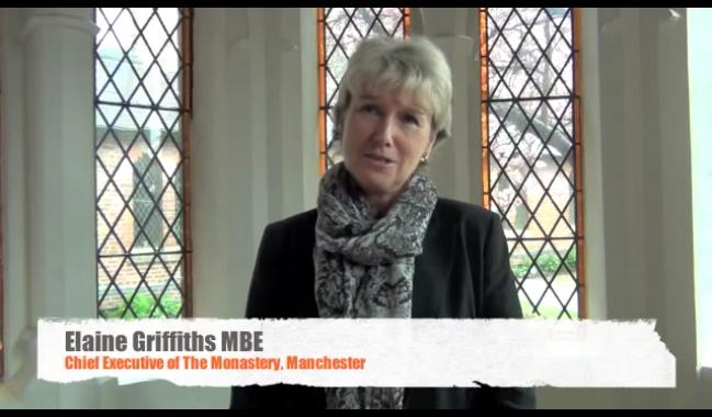 Elaine Griffiths MBE