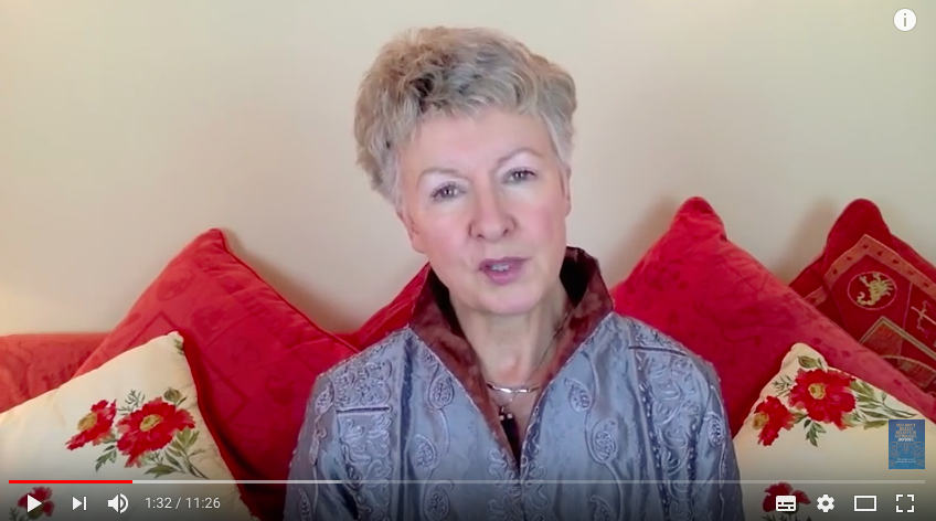PAM GREGORY ON THE LUNAR ECLIPSE IN LEO 10 FEBRUARY 2017