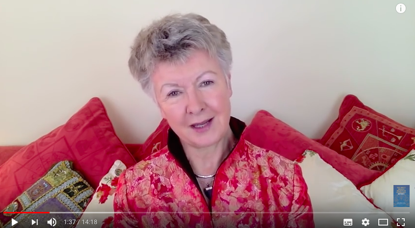 PAM GREGORY ON THE NEW MOON IN ARIES 28 MARCH 2017