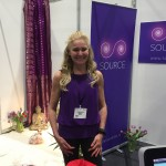 Caroline Kyriacou at The Business Show 2017