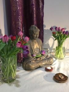 The Business Show 2017 Buddha