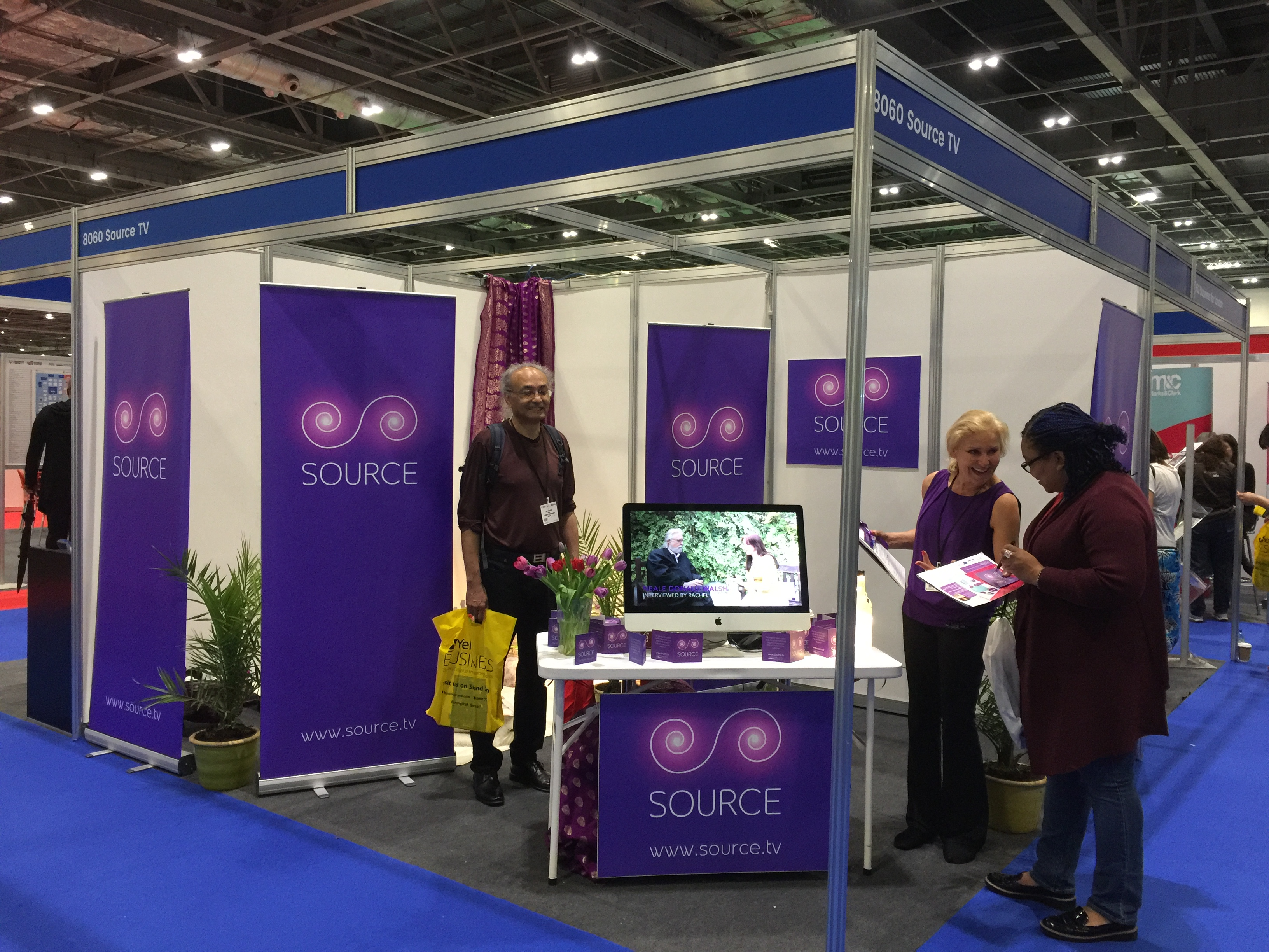 SOURCE WILL BE AT THE GREAT BRITISH BUSINESS SHOW 14/15 NOVEMBER 2018