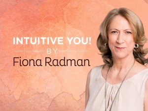 FIONA RADMAN INTUITIVE YOU LOGO