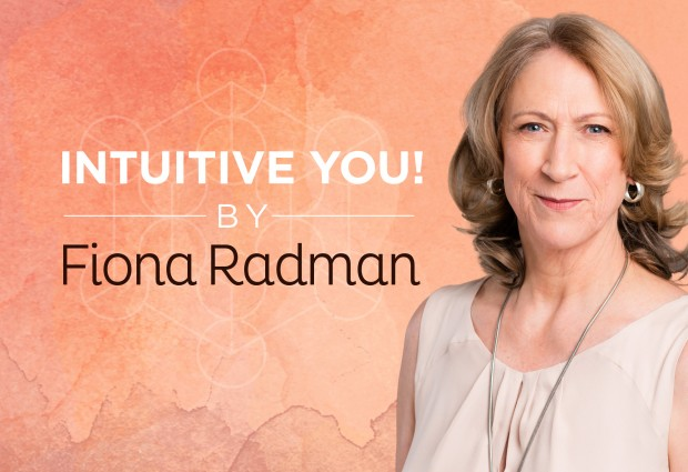 NEW – Fiona Radman's INTUITIVE YOU!