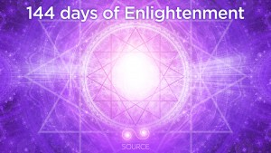 144 days of Enlightenment LOGO