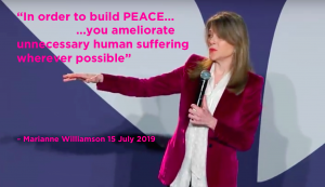 MARIANNE Building Peace