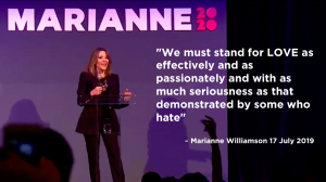 MARIANNE Stand For Love