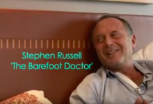 TRIBUTE TO BAREFOOT DOCTOR WHO PASSED INTO SPIRIT 26 JANUARY 2020